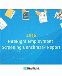 HireFight 2016 就业分析报告2016 HireRight Employment